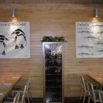Penguin & Mackerel Hanging
