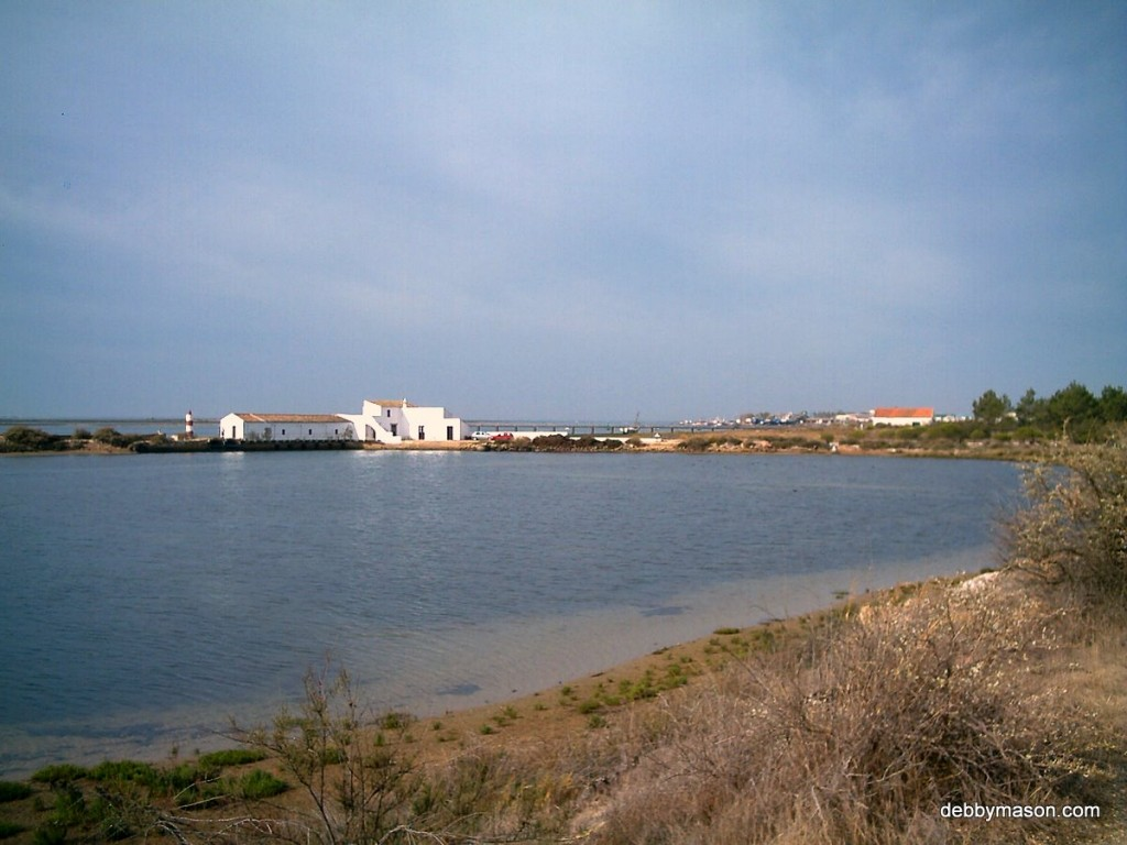 The Tide Mill at Ria Formosa