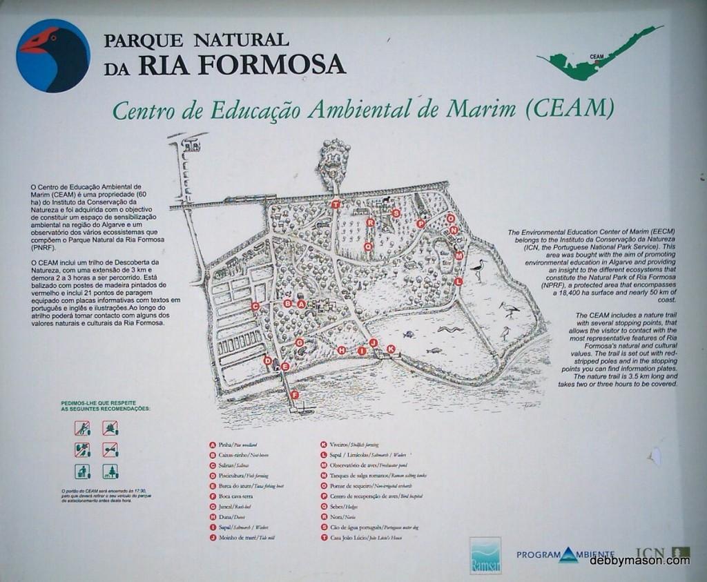 The Parque Natural