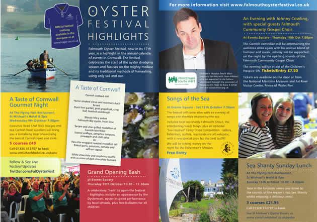Falmouth Oyster Festival Program