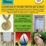 The Big Arts Show, 1st - 3rd July 2016
