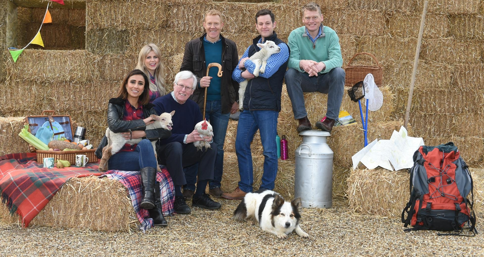 The Countryfile Live Team