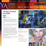 Yvonne Arnaud Art 2016 - 6th - 21st July