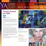 Yvonne Arnaud Art 2016 - 6th - 21st July