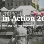 Last ever Art in Action 2016!